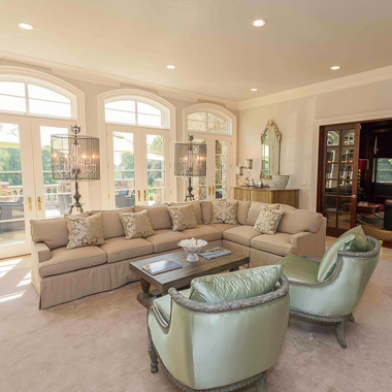 Hayes Living Room