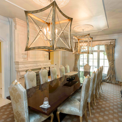 Lux Dining Room