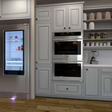Dreamvalley Kitchen by Electrolux