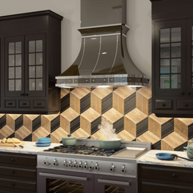 Stonewell Kitchen by RangeCraft