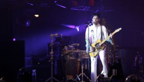 Prince's Famed Purple Inspires New Pantone Color