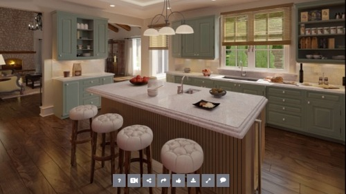 The Firenza Kitchen: The Swankiest Room in Your Home