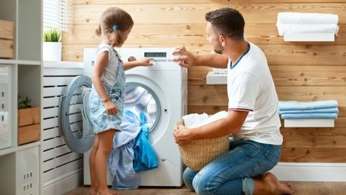 How to Maximize the Space of Even the Smallest Laundry Room