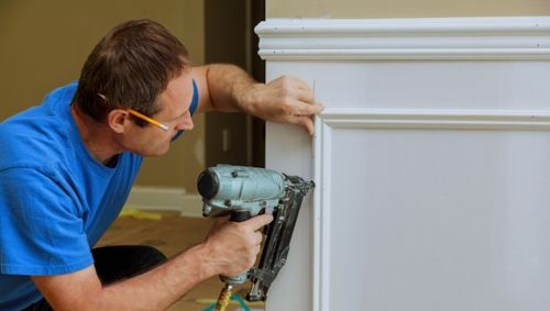 The Wonders of Wainscoting in Home  Décor