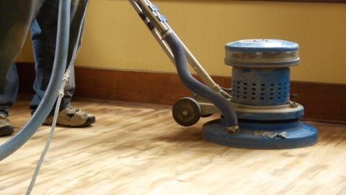 Refinishing Your Hardwood Floor: Everything You Need to Know