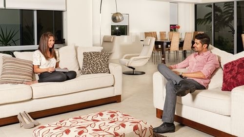 How to Design a Living Room in 4 Easy Steps