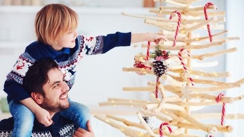Fun Christmas Tree Alternatives for the Modern Decorator