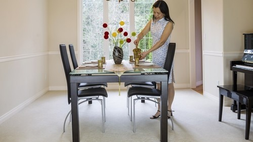 The Most Useful Dining Chair Measurements for Your Formal Dining Room