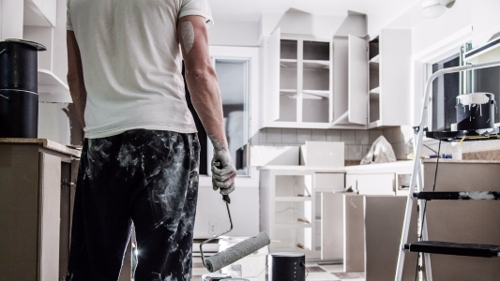 Save Money on Kitchen Cabinet Replacements by Transforming What You Already Have