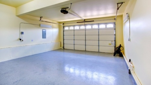 Garage Floor Options: How to Choose the Perfect Material
