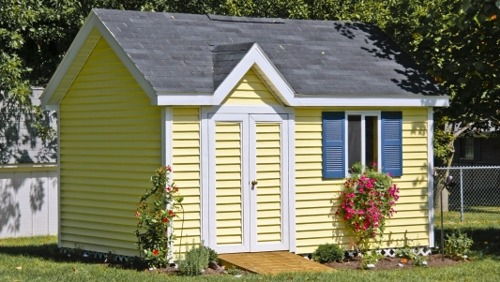 How to Transform Your Shed Into a Backyard Sanctuary