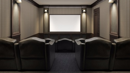 Helpful Home Theater Ideas for Any Size Room
