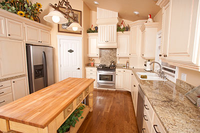 How to Create a Kitchen Island from Old Furniture