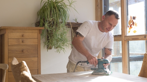 How to Refinish an Old Dining Room Table