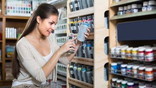 Spray Painting: Simple Fixes to Revive Your Home