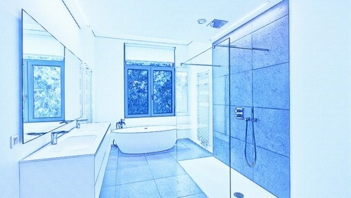 Measurements to Get the Most Out of Your New Bathroom