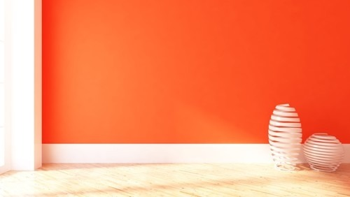 How to Use Orange in Your Home