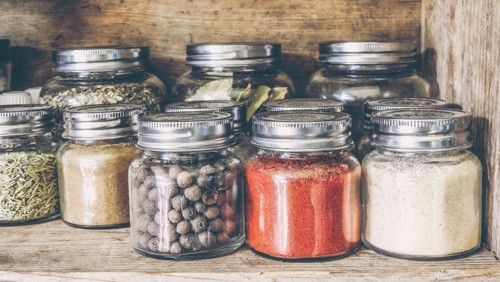How to Save Cabinet Space & Store Your Spices