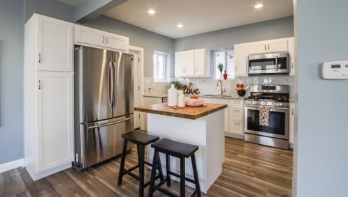 The Kitchen Cabinet Dimensions Guide