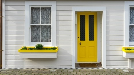Yellow Front Door Ideas: What You Need to Know