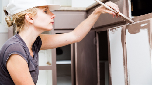Kitchen Cabinets: Refinish, Repaint, or Reface?