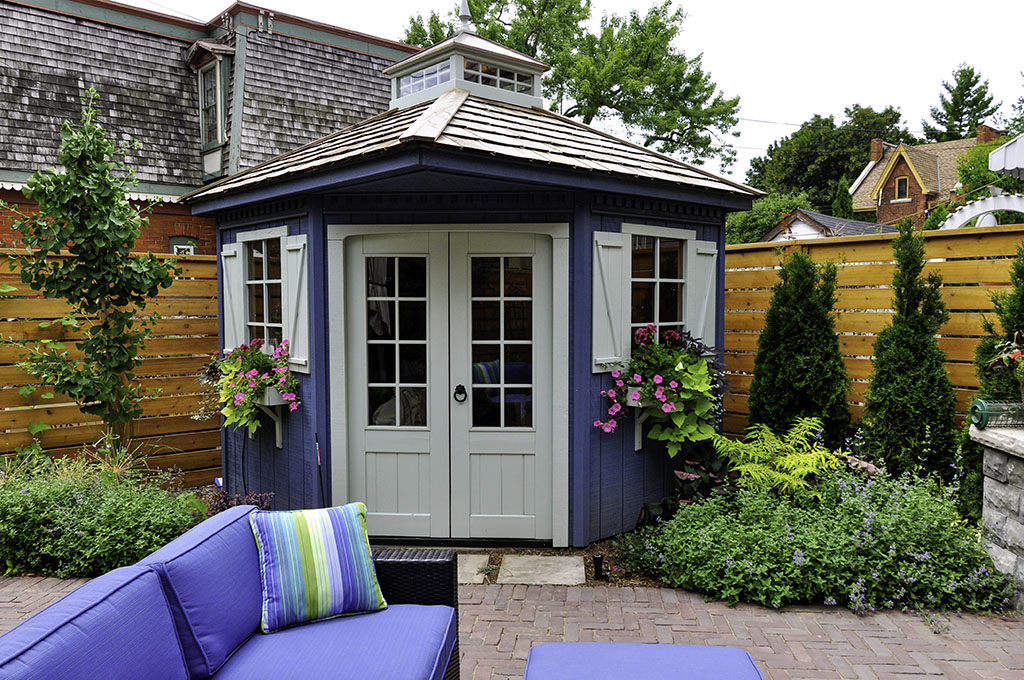 How Much Does It Cost to Build a Shed?