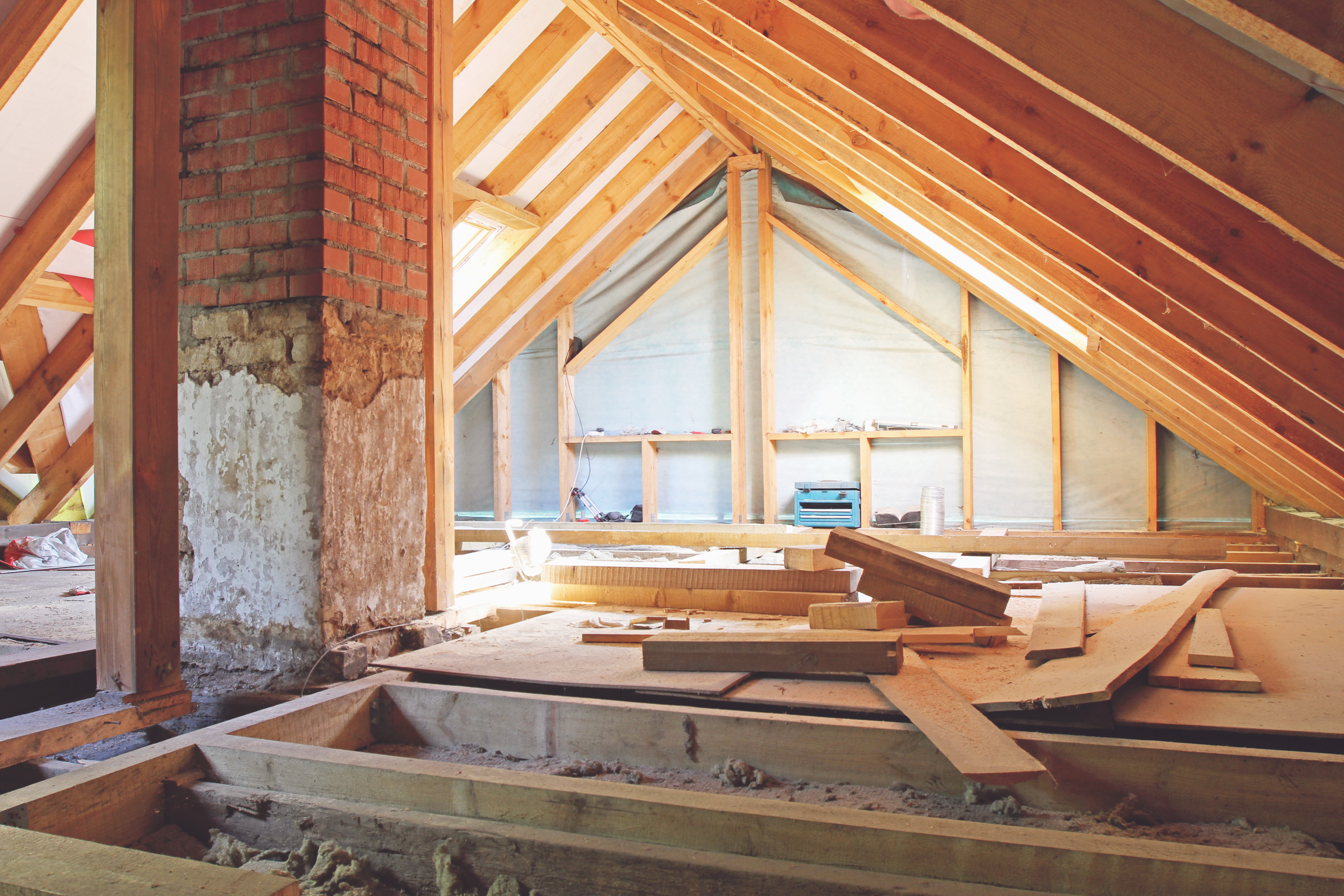 How Much Does it Cost to Finish an Attic?