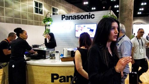 Panasonic Showcases Unique & Innovative Products at Dwell