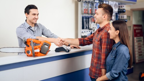 Helpful Advice on Buying a Chainsaw, Part 2
