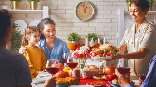 Orange, Brown & Red: How to Decorate with Harvest Colors Year-Round
