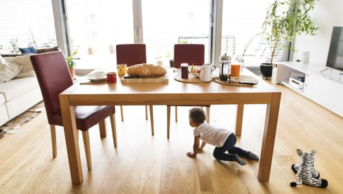 A 3-Step Guide for Finding the Ideal Kitchen Table Height, Style, and Décor