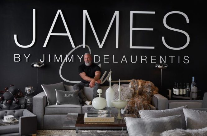 New menswear-inspired collection released by Jimmy DeLaurentis